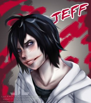 JEFF THE KILLER by lasky111