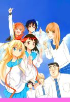 Nisekoi 88 - Redraw by Revolution-Team