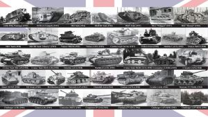British Tanks desktop by Cyklus07