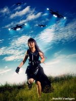 Tifa Escape by hellsign