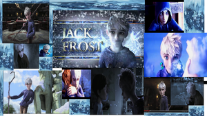 Jack Frost - Me - First Cover Page by JackFrostWolf