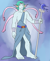 Torrentos the Water God by pocket-arsenal