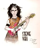 Steve Vai by Devilicious-Pink