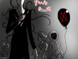 Marble Hornets by haozeke93