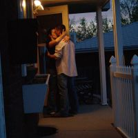 Hott Night Kiss by nikkichicki