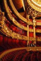 Paris Opera house by Lady-Vetinari