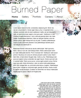 Burned Paper by mannicken