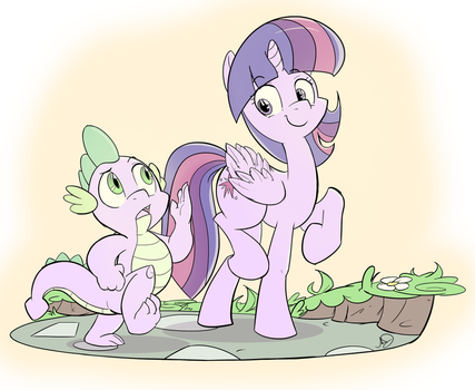 Why are we marching, again? by TenTinyThimbles