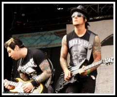 Avenged Sevenfold - GMM 08 .03 by WithinPrincess