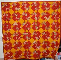 Jenny's Quilt by PinkSweaterVest