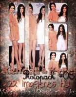 Photopack 813: Kendall and Kylie Jenner by PerfectPhotopacksHQ