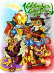 Skylanders Swap Force by shaloneSK