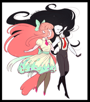Bubbline by FeatherPants
