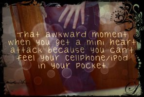 Awkward moment xD by HeartANGELfied