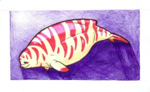 Tigerwhale by opticalxarsenal