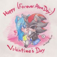 Happy 'late' Valentines Day! by ARSugarPie