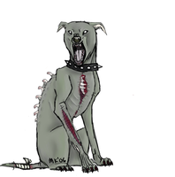 Dog of the Undead by Kaho-chan