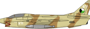 DP-21E Export Fighter by AC710N87