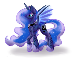 Luna 2.0 by JustALittleShadow