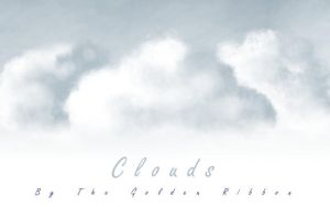 Illustration - Cloud Study by Golden-Ribbon