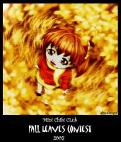 Fall Leaves Contest 2003 Win by mini-chibi-club