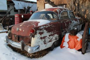 Patina'd Ford by KyleAndTheClassics