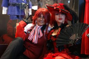 grell and madam red- death by zoewp