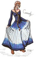 Cassidy by Meip