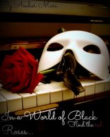 In a World of Black Roses by amber-phillps