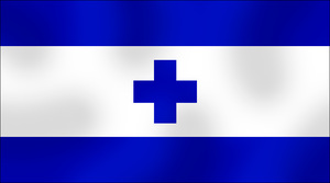 Alt. flag of Greece 2 by AY-Deezy