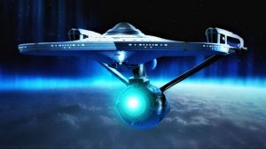 USS Enterprise by Dave-Daring