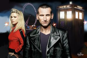Doctor Who by Inhuman00