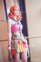 FFXIII: Vanille (V) by LemonFinch