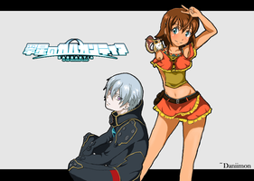 Suisei no gargantia by Daniimon
