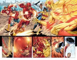 FLASH REBIRTH 5 a by DustinYee