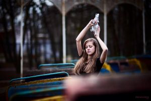 looking for the childhood by nleontiev