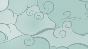 Cloud Background (MLP Vector) by Clockwork2