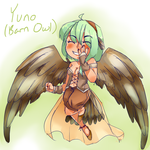 Chibi Event: Yuno by Sogequeen2550