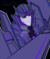 Soundwave by PowderedBones