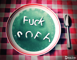 Fuck SOPA by daniacdesign