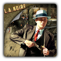 L.A. Noire icon by Themx141