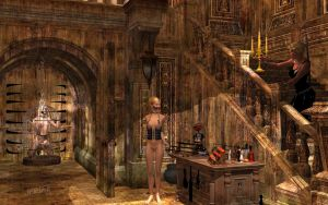 MissDi's Dungeon by jerife