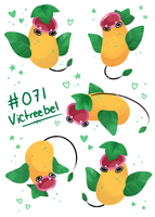Victreebel by LexisSketches