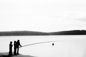 The young fishers 2 by debagger