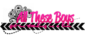 Texto PNG ''All These Boys'' by aaspf