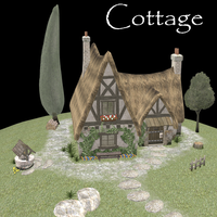 Cottage by Stock-by-Dana