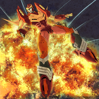MTMTE Rodimus by Ciarra