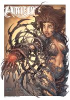 Witchblade Cover - colored by Kai-S