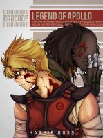 -Cover- Barcode: Legend of Apollo by hikariix