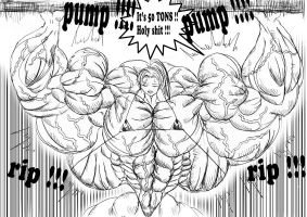 crazy muscle expertment2 sample4 by e19700